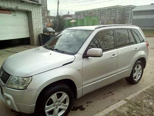 Suzuki Grand Vitara, 2008 год, 550 000 руб.