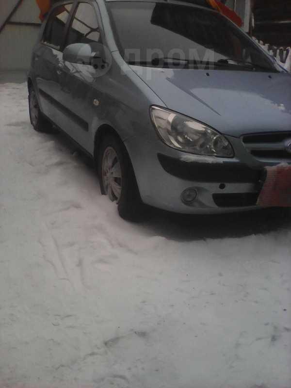 Hyundai Getz, 2006 год, 250 000 руб.