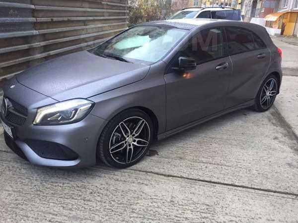Mercedes-Benz A-Class, 2015 год, 1 890 000 руб.