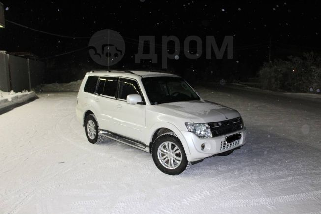 Mitsubishi Pajero, 2013 год, 1 400 000 руб.