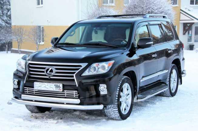 Lexus LX570, 2013 год, 4 000 000 руб.