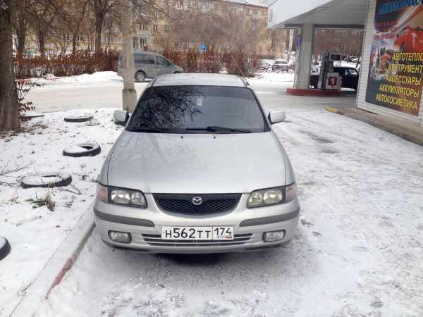 Mazda 626, 1998 год, 190 000 руб.