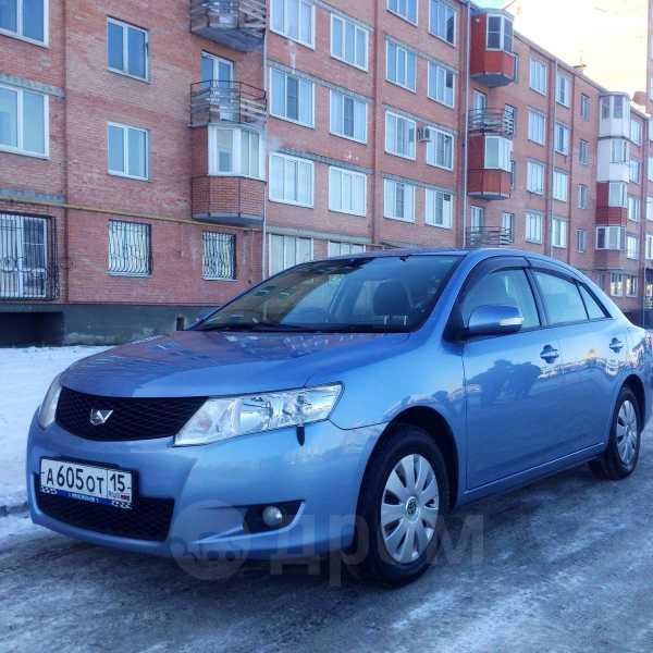 Toyota Allion, 2008 год, 490 000 руб.