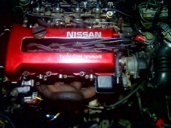 Nissan Bluebird, 1994 год, 80 000 руб.