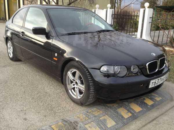 BMW 3-Series, 2002 год, 295 000 руб.