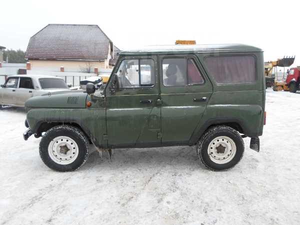 УАЗ 469, 1995 год, 150 000 руб.