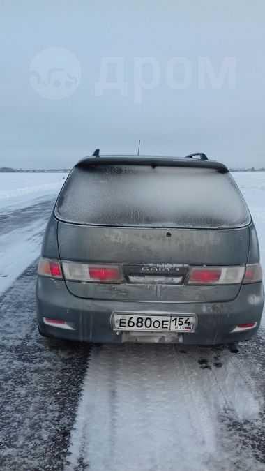 Тойота Гайя В Новосибирской Области