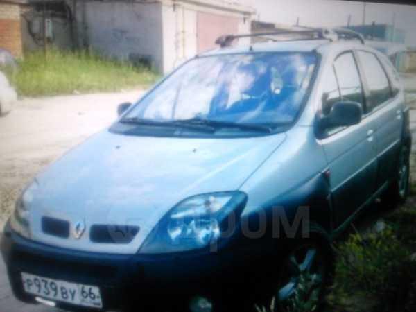 Renault Scenic, 2002 год, 280 000 руб.