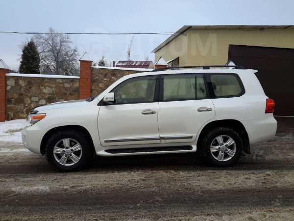 Toyota Land Cruiser, 2013 год, 3 150 000 руб.