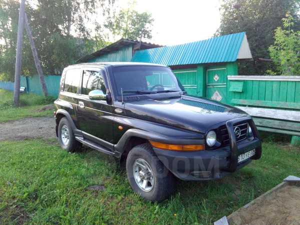 SsangYong Korando, 2003 год, 430 000 руб.