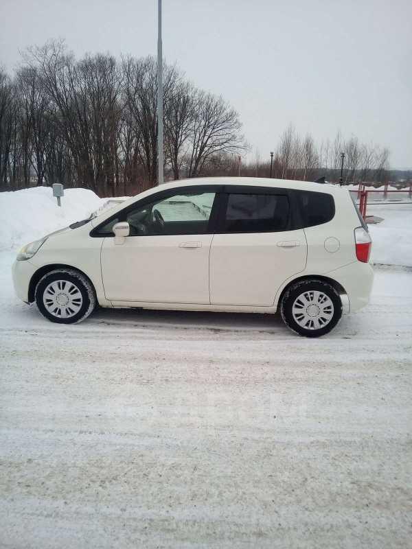 Honda Fit, 2007 год, 295 000 руб.