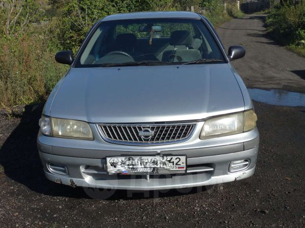 Nissan Sunny, 2000 год, 110 000 руб.