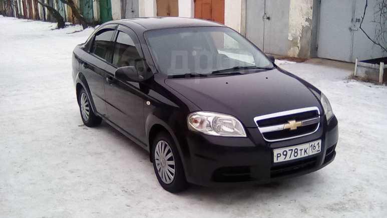 Chevrolet Aveo, 2008 год, 279 000 руб.