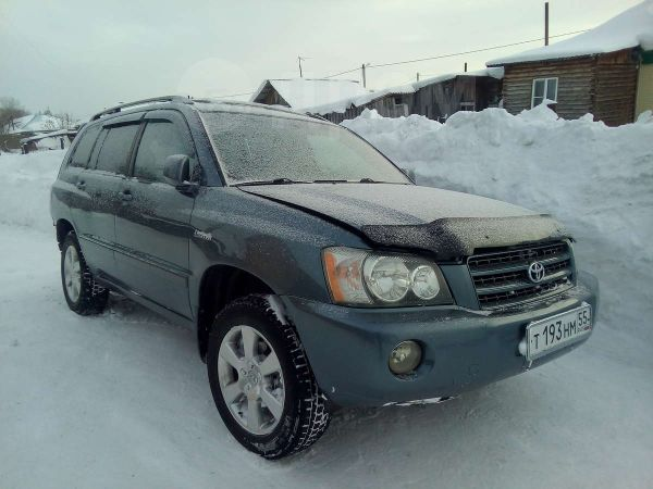 Toyota Highlander, 2002 год, 330 000 руб.