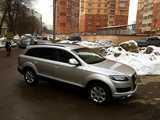 Москва Audi Q7 2009