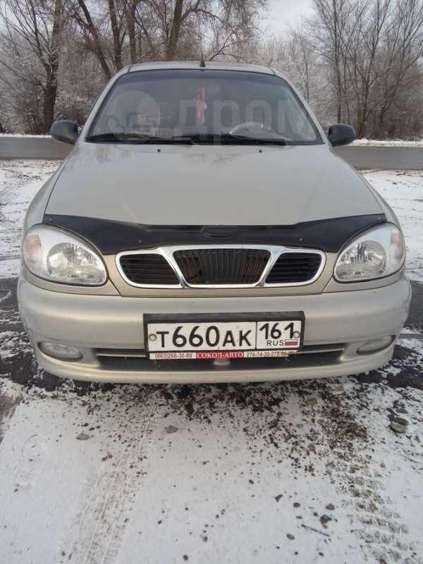 ЗАЗ Сенс, 2007 год, 140 000 руб.