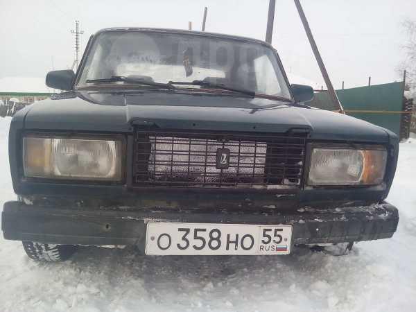 Лада 2107, 1996 год, 40 000 руб.