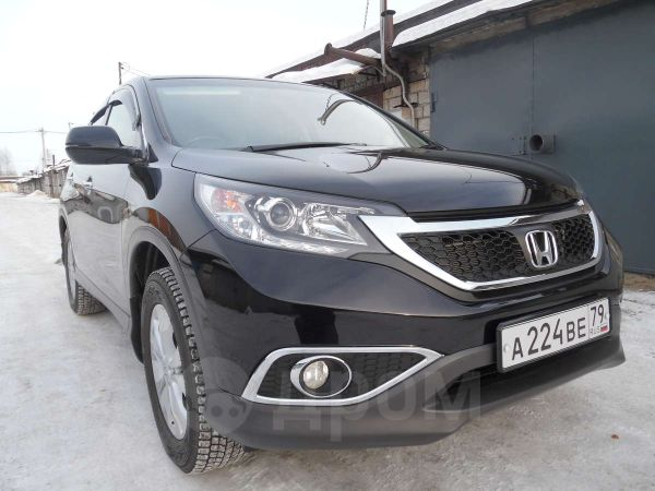 Honda CR-V, 2012 год, 1 149 000 руб.