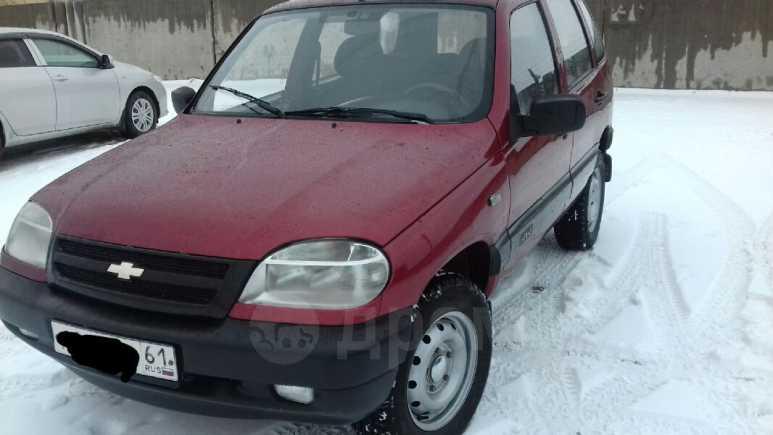 Chevrolet Niva, 2007 год, 257 000 руб.