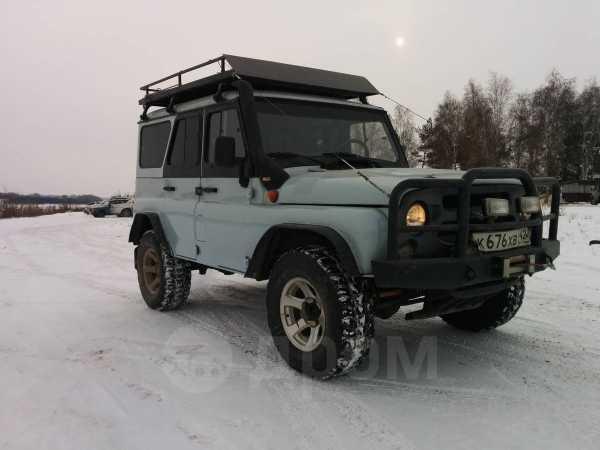 УАЗ Хантер, 2008 год, 395 000 руб.
