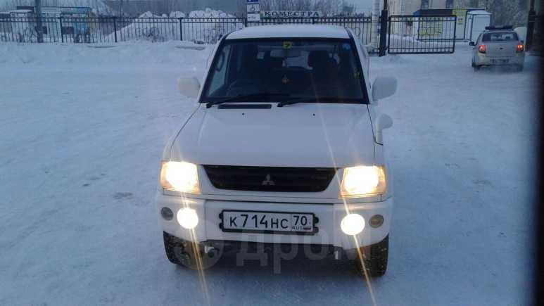 Mitsubishi Pajero Mini, 2001 год, 180 000 руб.