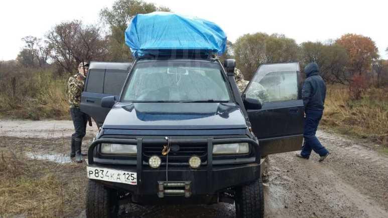 Suzuki Escudo, 1996 год, 330 000 руб.