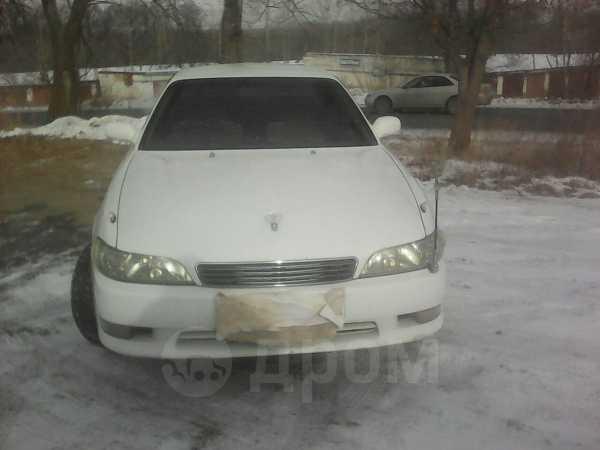 Toyota Mark II, 1995 год, 95 000 руб.