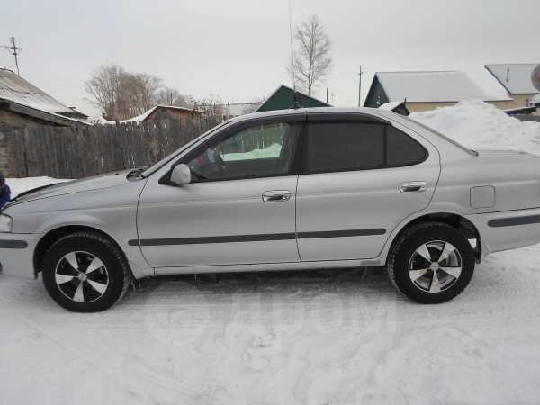 Nissan Sunny, 2001 год, 247 000 руб.