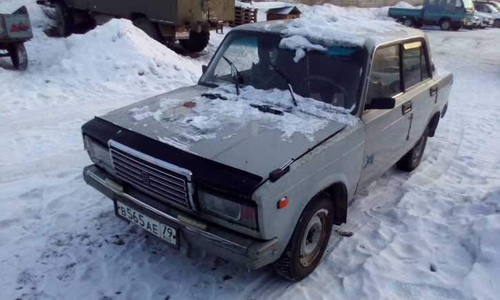 Лада 2107, 1991 год, 39 000 руб.