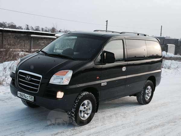 Hyundai Starex, 2007 год, 890 000 руб.