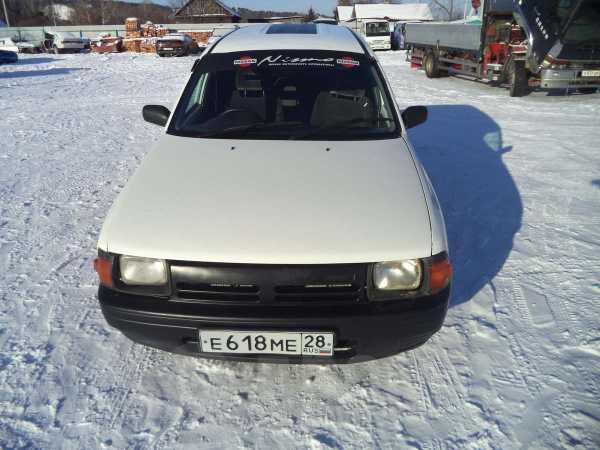 Nissan AD, 1998 год, 68 000 руб.