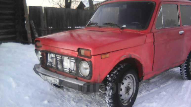 Лада 4x4 2121 Нива, 1991 год, 30 000 руб.