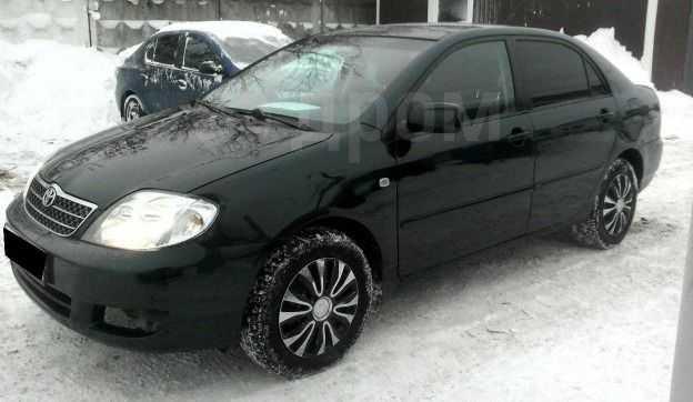 Toyota Corolla, 2004 год, 248 000 руб.