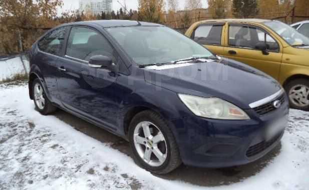 Ford Focus, 2009 год, 308 000 руб.
