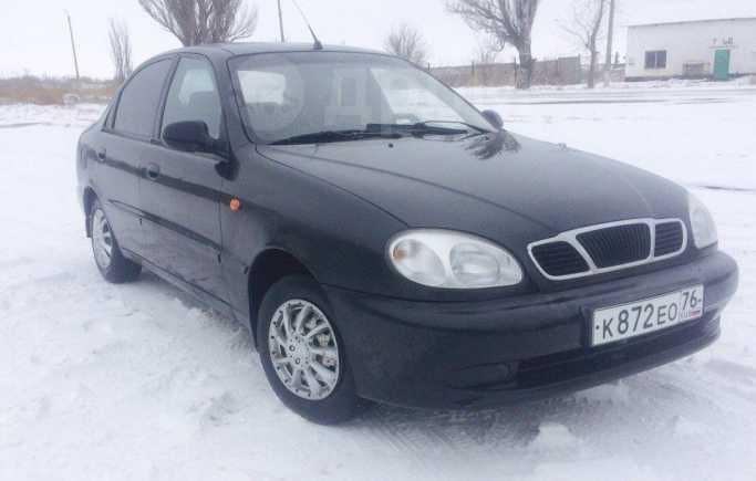 Daewoo Sens, 2008 год, 140 000 руб.