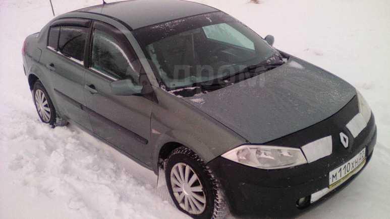 Renault Megane, 2005 год, 207 000 руб.