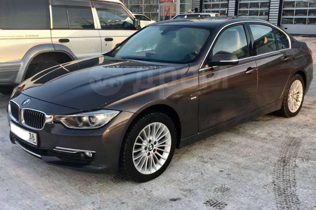 BMW 3-Series, 2012 год, 1 188 000 руб.