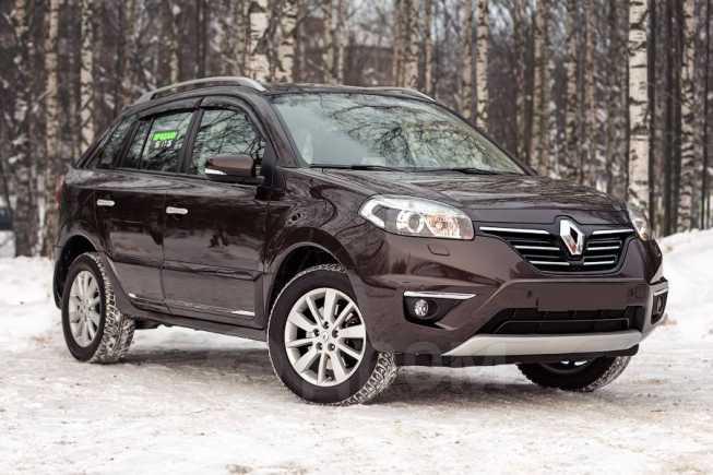 Renault Koleos, 2014 год, 1 270 000 руб.