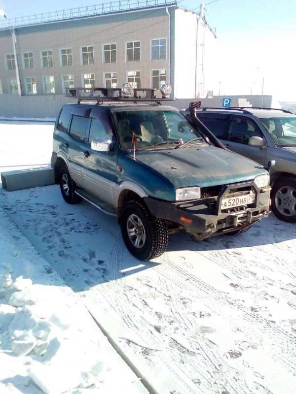 Nissan Mistral, 1994 год, 450 000 руб.