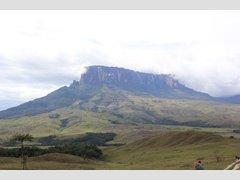 Рорайма (на стыке Бразилии, Венесуэлы, Гайаны) (Гора)