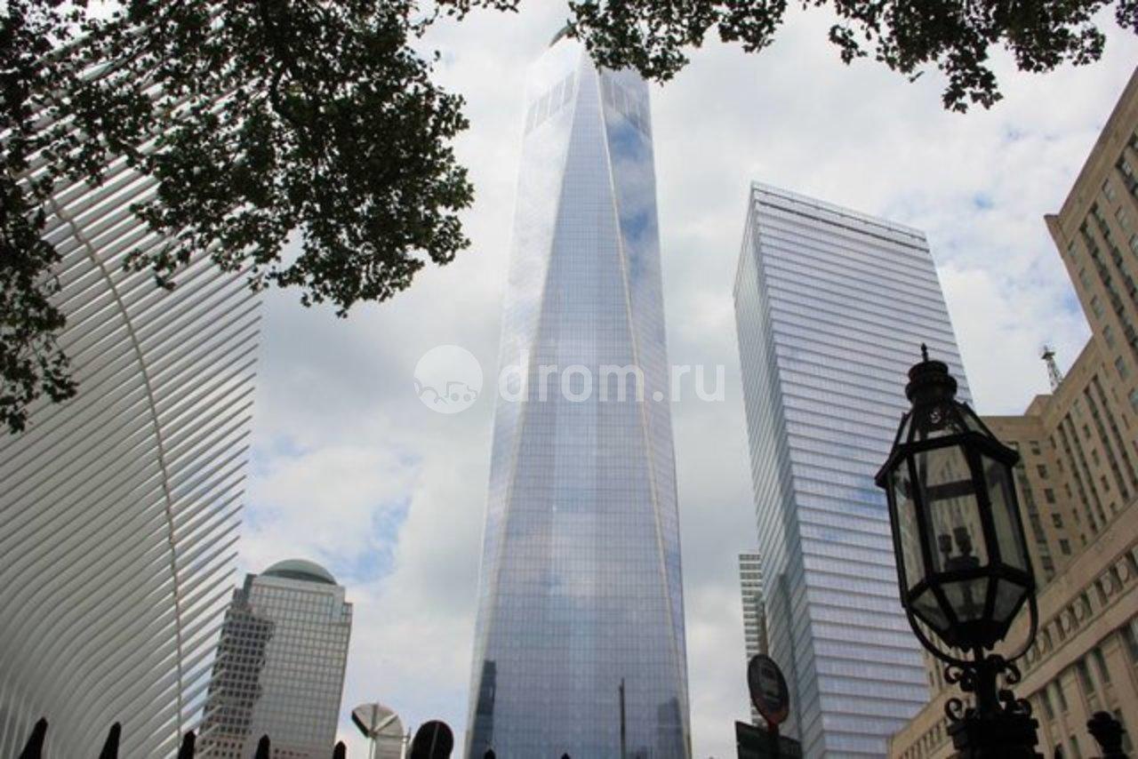 Башня свободы (Всемирный торговый центр 1) Нью-Йорк, США. Местоположение 94d1a7fc3ad