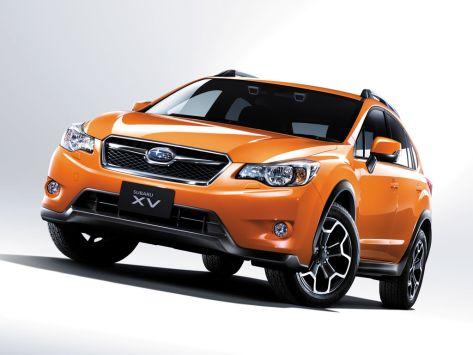 Subaru XV (GP/G33) 09.2011 - 09.2015