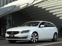 Volvo V60 рестайлинг, 1 поколение, 05.2014 - 01.2019, Универсал