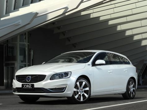 Volvo V60  05.2014 - 01.2019