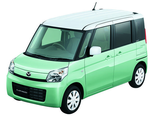 Mazda Flairwagon 2013 - 2015