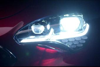 Основным для седана-купе Kia GT станет 3,3-литровый бензиновый битурбо мощностью 365 л.с.