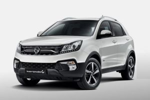 SsangYong обновил кроссовер Actyon