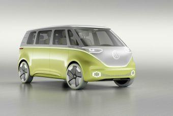 К концу десятилетия Volkswagen I.D. Buzz может пойти в серийное производство.