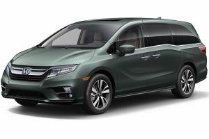 Минивэн Honda Odyssey нового поколения получил 10-ступенчатый «автомат»