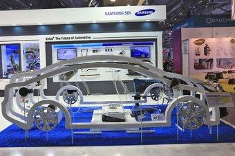 Анонс перспективных аккумуляторных батарей от Samsung SDI состоялся во время автосалона в Детройте.
